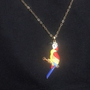 Cute Parrot Necklace